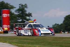 Grand-Am Race report Promising outing comes up short for Michael Shank Racing at Watkins Glen