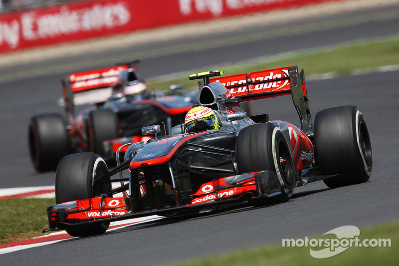 Vodafone McLaren Mercedes team is highly motivated for German GP
