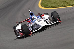 IndyCar Testing report Panther celebrates Fourth of July with new car livery at Pocono
