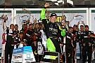 Kenseth wins at Daytona, assist to Buescher