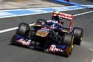 Unexpected qualifying for Toro Rosso's Ricciardo at Nürburgring