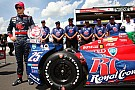 Almost 1-2-3-4 for Andretti Autosport on qualifying at Pocono