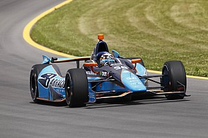 IndyCar Race report Barracuda Racing recovers from tough weekend at Pocono