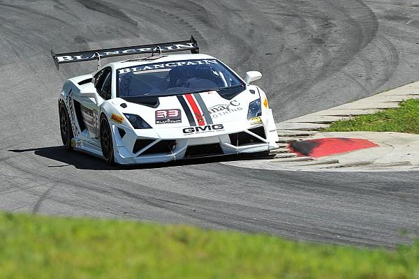 Luna-C Clothing scores win in Lamborghini Super Trofeo opener at Lime Rock