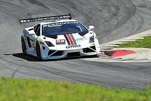 GT Race report Luna-C Clothing scores win in Lamborghini Super Trofeo opener at Lime Rock