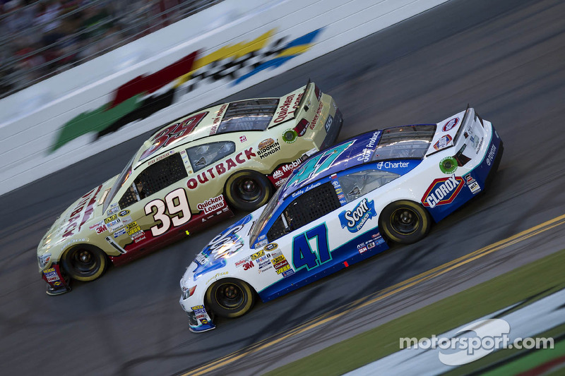 Labonte looks forward to racing in Loudon