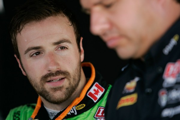 Hinchcliffe has a love-hate relationship with his home race