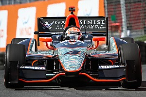 IndyCar Qualifying report Briscoe advances in Toronto qualifications, Panther qualifies tenth for Race One