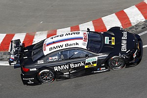 DTM Qualifying report BMW driver Spengler starts from the front row at the Norisring