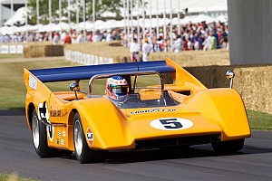 Formula 1 Special feature McLaren celebrate 50th birthday during 20th Festival of Speed at Goodwood