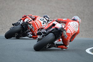 MotoGP Preview Laguna Seca and the Corkscrew await the Ducati Team