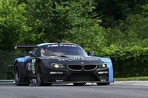 ALMS Preview BMW Team RLL's season speeds up beginning at CTMP