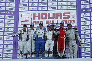 European Le Mans Race report Energetic victory for Gary Hirsch and Paul-Loup Chatin at the Red Bull Ring