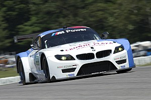 ALMS Qualifying report BMW Team RLL qualifies 4th and 5th at Motorsport Park