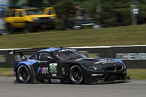 ALMS Race report BMW Team RLL finishes 5th and 6th in Canada