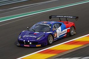 Endurance Qualifying report SMP Racing Ferrari takes provisional pole for 65th Total 24 Hours of Spa
