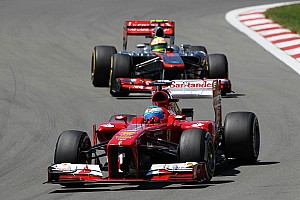 Formula 1 Breaking news Alonso hopes for faster Ferrari 'after the summer'