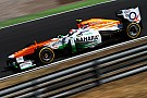 A busy Friday for Sahara Force India at the Hungaroring