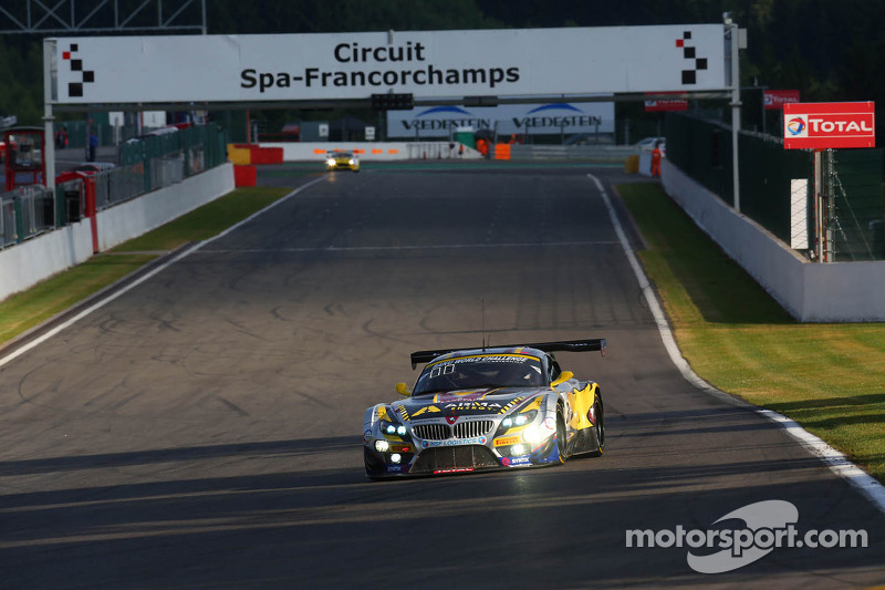 Arma Energy fuels the Marc VDS Racing Team's assault on Spa