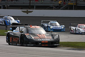 Grand-Am Race report Wayne Taylor Racing 15th at Indianapolis