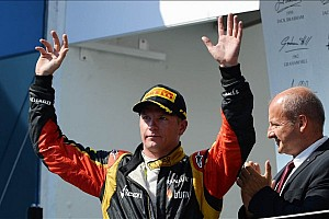 Formula 1 Breaking news Ferrari offers Raikkonen seat for 2014