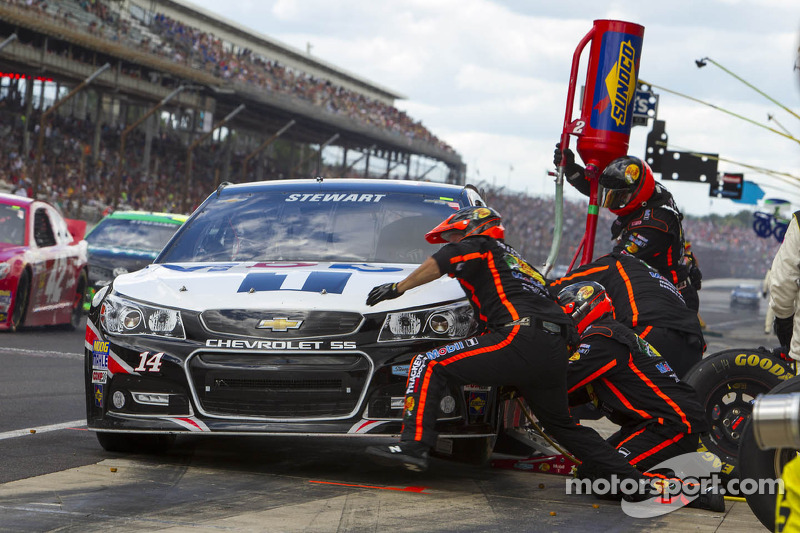 Tony Stewart plans to attack Pocono Raceway