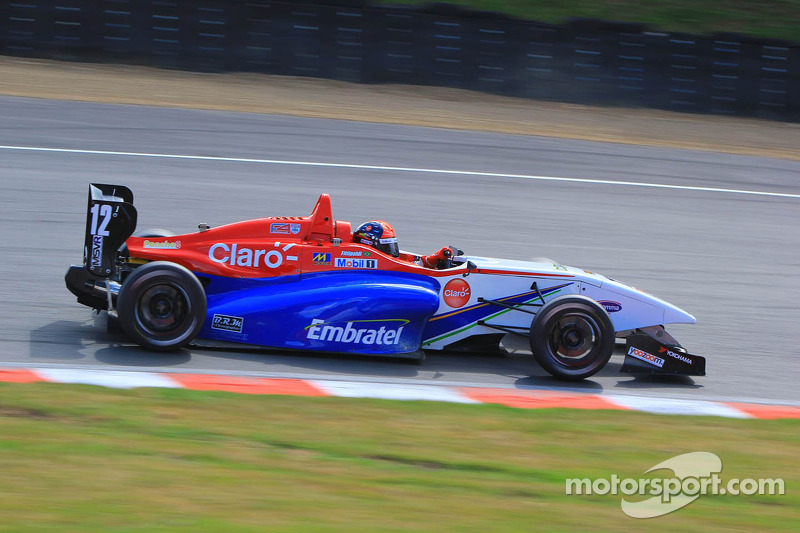 Fittipaldi repeats Brands Hatch history