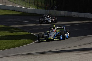 IndyCar Qualifying report Newgarden to start 19th at Mid-Ohio