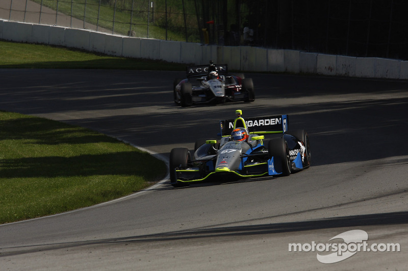 Newgarden to start 19th at Mid-Ohio