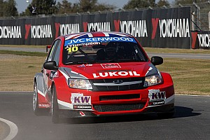 WTCC Qualifying report LADA Sport drivers look forward to overtaking in Argentina