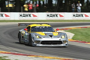 ALMS Qualifying report Bomarito edges Garcia for GT Pole at Road America