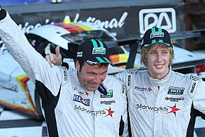 Grand-Am Race report Brendon Hartley wins race at Road America