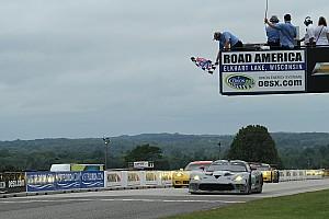 ALMS Race report SRT Viper GTS-R wins GT class at Road America