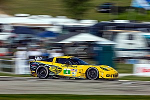 ALMS Race report Podium and championship points lead for Gavin after Road America