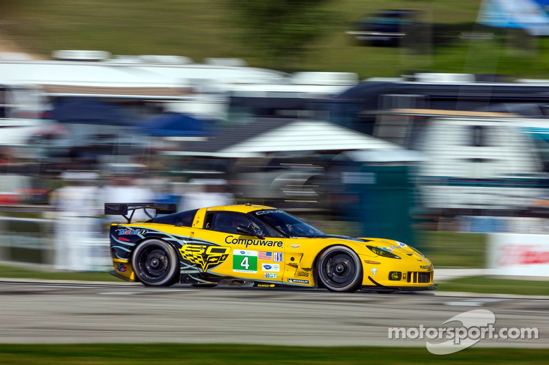 Podium and championship points lead for Gavin after Road America