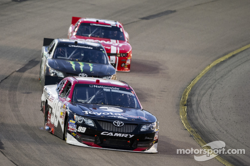 Bowman races into the top 15 at Watkins Glen
