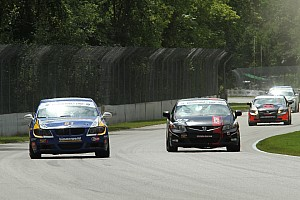 Grand-Am Race report BimmerWorld finishes strong in CTSCC at Road America