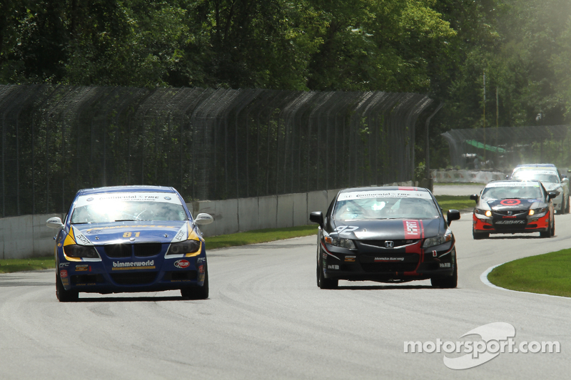 BimmerWorld finishes strong in CTSCC at Road America