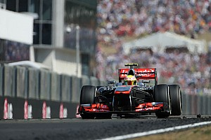 Formula 1 Breaking news Perez admits McLaren has made progress in 2013