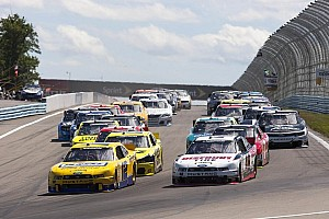 NASCAR XFINITY Preview Hometown favorite Hornish returns to Ohio amidst tight points battle