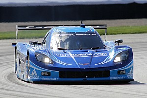 Grand-Am Qualifying report Spirit of Daytona sixth on Kansas Grid