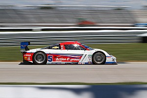 Grand-Am Qualifying report More momentum for Action Express Racing in Kansas qualifying