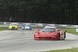 Grand-Am Race report Gurney and Fogarty finish eighth at Kansas Speedway