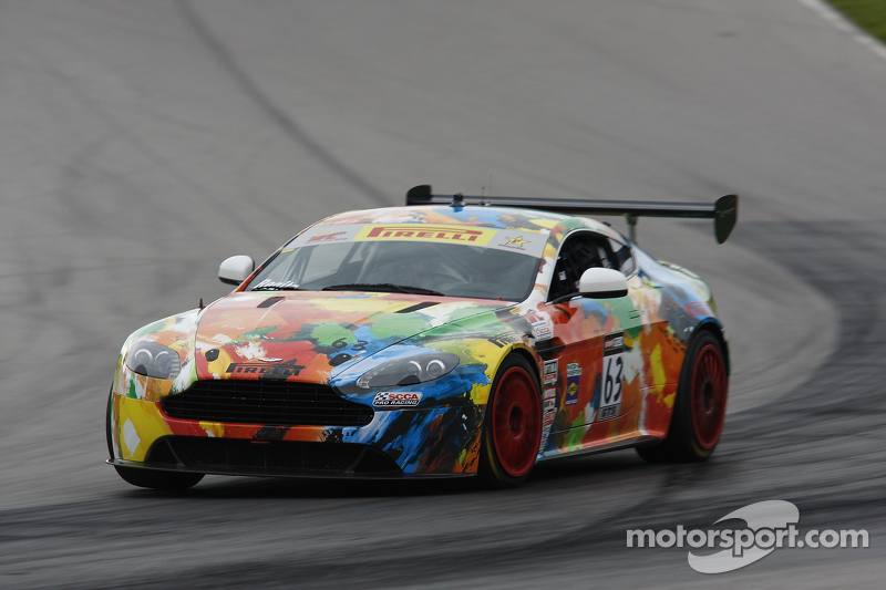 Regitz and Klenin prepare to lead TRG-Aston Martin Racing assault as series heads to Sonoma