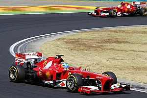 Formula 1 Rumor Ferrari tries to ease 2014 driver rumours