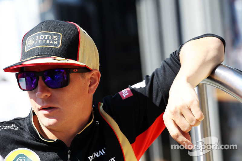 Raikkonen absence was Lotus ultimatum?