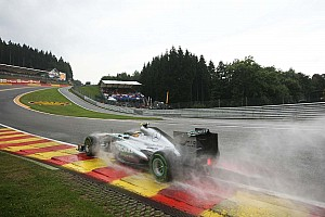 Formula 1 Qualifying report Pirelli: Hamilton is the pole sitter for the Belgian GP using the Cinturato Green intermediates