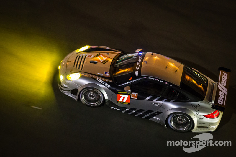"""""""Patrick Dempsey: Racing Le Mans"""" ready for its debut - Video"""