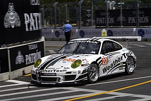 ALMS Qualifying report MacNeil and Bleekemolen to start on Pole in GTC at Baltimore