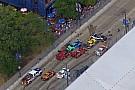 Massive pile up shortens Baltimore ALMS race